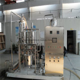 Maquinaria carbonatada série do misturador da bebida de Qhs