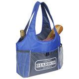 Vente en gros faite sur commande de sac de pique-nique de refroidisseur de déjeuner isolée par Bayside