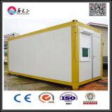 Casa/armazém/oficina modulares instalados fáceis do recipiente