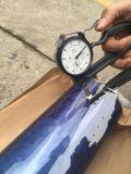4개의 롤러 달력에 의하여 PVC 명확한 필름