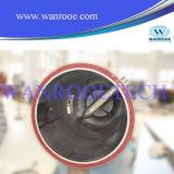 Asciugatrice del film di materia plastica della riga di lavaggio