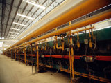 Carreau de céramique de fournisseur de vente en gros non de sembler du bois chinois de glissade
