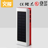 Bewegliche Sonnenenergie-Bank 10000mAh für Handy
