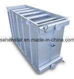Cambista de calor da recuperação de calor Waste com sistema de lavagem do CIP