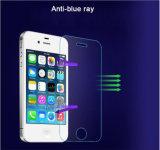 Protector de cristal fino estupendo de la pantalla del vidrio Tempered del teléfono móvil del pegamento de Asahi Toyo Ab para iPhone4/4s
