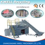 Desfibradora hidráulica/trituradora de los PP del PE para el neumático del rectángulo de papel del bolso de la película