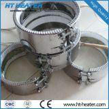 ステンレス鋼のジャケットの熱の保存のための陶磁器のバンド・ヒーター