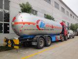 Caminhão do transporte do gás da manufatura FAW 8X4 15mt 36m3 de Hotsales China