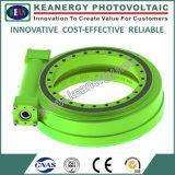 Système d'alimentation solaire de cannelure d'entraînement de pivotement d'ISO9001/Ce/SGS