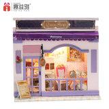 Chambre de poupée en bois européenne de jouet de modèle neuf