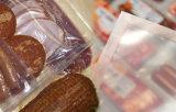 Película média plástica do acondicionamento de alimentos da barreira do PE do PA