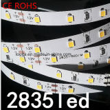12V impermeabilizan la tira de SMD2835 LED