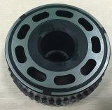 Pièces de rechange de pompe à moteur d'oscillation d'excavatrice de chenille de HYUNDAI (R150-9)