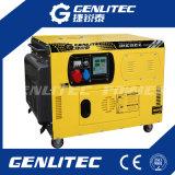 Портативный тепловозный генератор 10kVA с панелью цифров (DG12000SE-B-3)