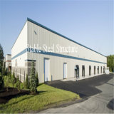 De pre-vervaardigde Fabriek Geconstrueerde Workshop van de Structuur van het Staal voor Verkoop