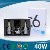 40W Scheinwerfer9005/9006 Guangzhou-Fabrik des Auto-LED
