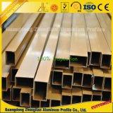 Tubo de aluminio revestido de abastecimiento del polvo del fabricante de aluminio