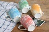 新しい陶磁器のコーヒー・マグの安いコーヒー・マグのバルクコーヒー・マグ