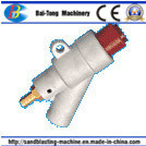 Manueller Druck-Sandstrahlen-Maschinen-Schrank für Gusserzeugnisse