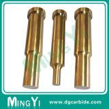 Pin dell'espulsore dei pezzi meccanici con l'individuazione degli insiemi del blocco