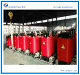 La résine époxy de Sc (b) a moulé les transformateurs 500kVA secs avec le prix de l'usine d'équipement d'alimentation