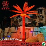 クリスマスのセリウムRoHSのための屋外LEDの模範化のココヤシの木の木の装飾ライト