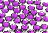 acrylBergkristal van het Bergkristal van 30mm Foiled Achter Plastic voor Decoratie (fB-om 30mm)