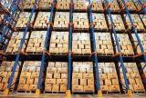 Lager-Metallspeicher-Autokino-Ladeplatten-Zahnstange