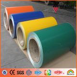Dongguan 벌집 위원회 색깔 입히는 알루미늄 호일 (AE-37A)