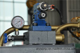 Máquina que pela del oscilación hidráulico del CNC de QC12k 6*4000