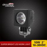 """Motocicleta 2 """"10W luz de trabalho LED de alta potência para ATV"""