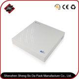 Boîte de couleur carrée pour produits électroniques