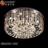 현대 수정같은 램프 싼 수정같은 천장 램프 U 모양 장식적인 천장 램프 Om66008