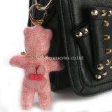 Catena chiave accessoria del sacchetto dell'orso della peluche