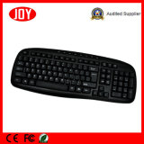 Slim USB Keyboard Adapter Djj111A Standard Wired Keyboard