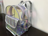 De Mini Semi-Transparent Rugzak Irridescent van meisjes