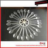 プラスチック注入または食事用器具類テーブルウェアか使い捨て可能なスプーンの鋳造物