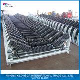 Het dragen van de Bestand Rollen van de Transportband van het Koolstofstaal voor de Apparatuur van de Behandeling van het Materiaal
