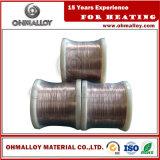 AWG 22 24 26 28 32 Fecral13/4製造者1cr13al4ワイヤー鉄のクロムアルミニウム