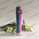 Frasco mal ventilado acrílico da bomba dobro para o empacotamento do cosmético (PPC-AAB-041)