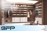 خشبيّة أثاث لازم غرفة نوم تخزين مشية في خزانة ثوب صنع وفقا لطلب الزّبون