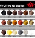 Colori dell'OEM 18 delle fibre della costruzione dei capelli della cheratina