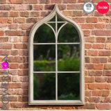 Spiegel van de Tuin van de Spiegel van de Muur van het Frame van het metaal de Antieke