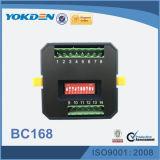 Painel de controle chave Bc168 de Genset do começo