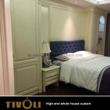 Мебель спальни картины Matt белая для квартир Tivo-037VW полной дома изготовленный на заказ