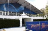 アルミニウム屋外コンサートの玄関ひさしの結婚式の祝祭の作業のテント