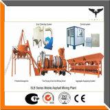 Pequeña planta de mezcla del asfalto para el material de construcción