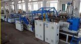 고속 PVC 플라스틱 장 밀어남 기계