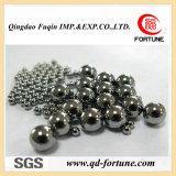 Bola de acero inoxidable de carbón de la bola del acerocromo de la bola de acero (los 1.375-25.4MM)