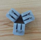 Adattatore pieghevole di potere del caricatore della parete del USB della spina con piegare Pin